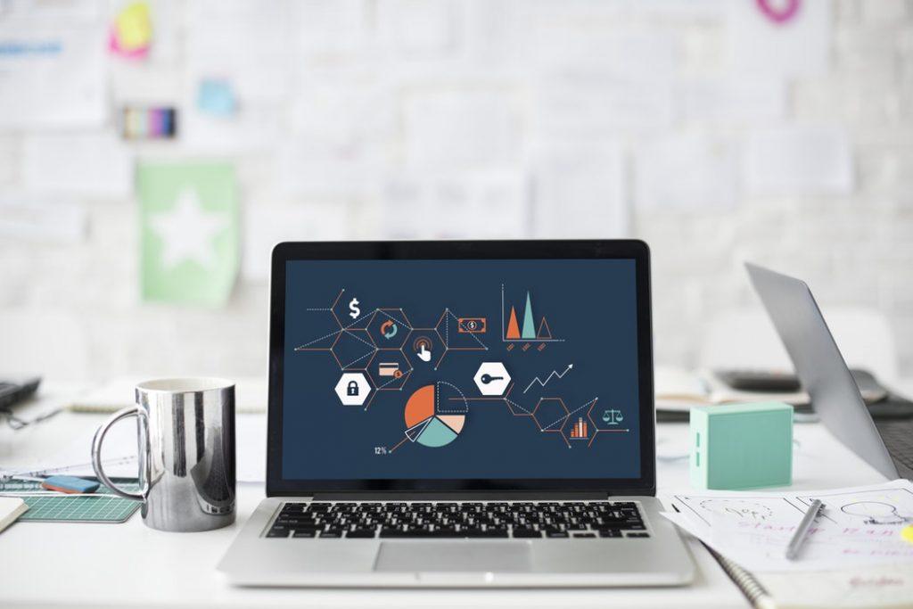 Digitale Tools Digitales Büro Büro-Upgrade Büro-Einrichtung Digitalisierung