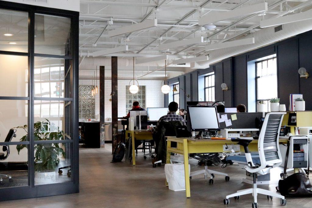 Bueroberater Büro Upgrade Arbeitsplatz der Zukunft space-Y