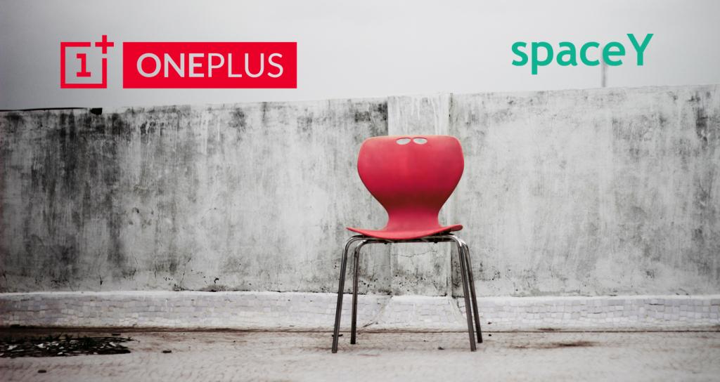 OnePlus und spaceY strategische Partnerschaft