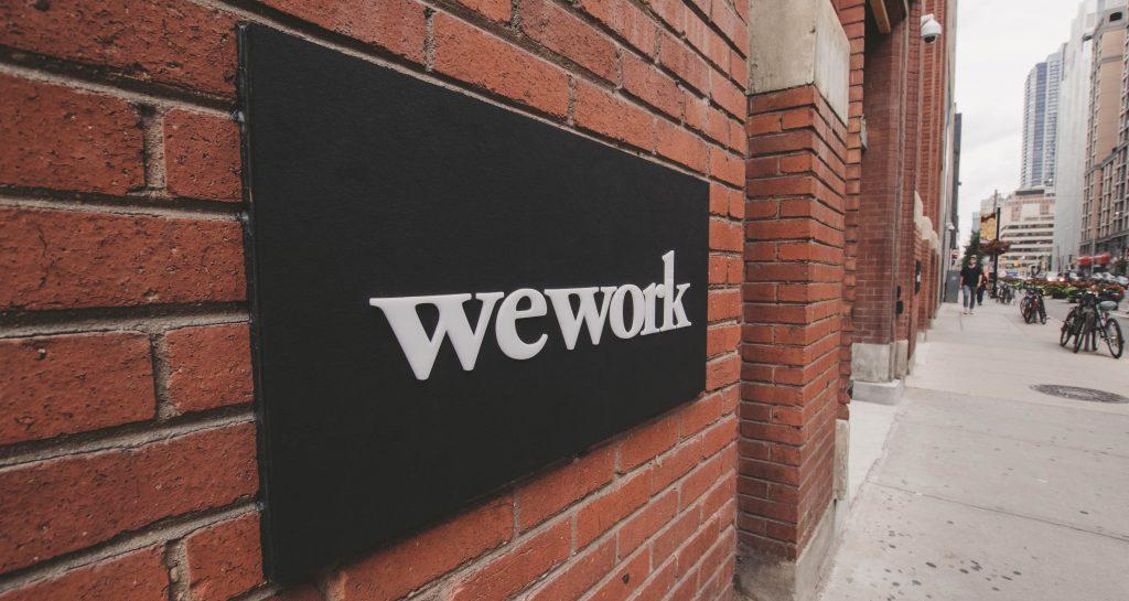 Arbeiten wie WeWork, Mindspace Co., Büro einrichten