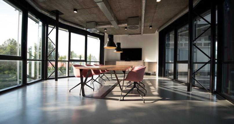 Modernes Büro Büroeinrichtung Bürokonzepte