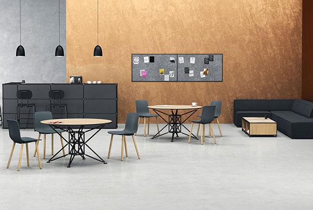 Space-Y Hauser Moderne Bürokonzepte Open Space Büro new work Büroeinrichtung